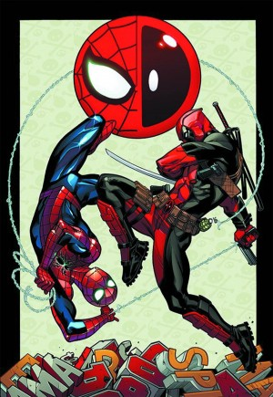 Spider-Man/Deadpool (2016-Present) #1G