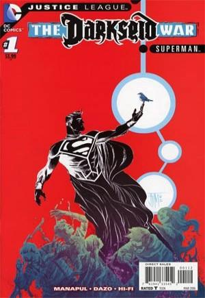 Justice League: Darkseid War: Superman (2016)#1B