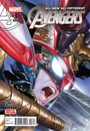 All-New, All-Different Avengers (2016-Present) #3A