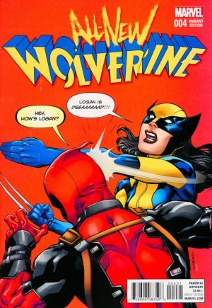 All-New Wolverine (2016-Present)#4B