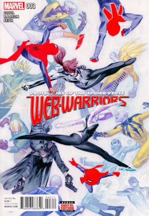 Web Warriors (2016-Present) #3A