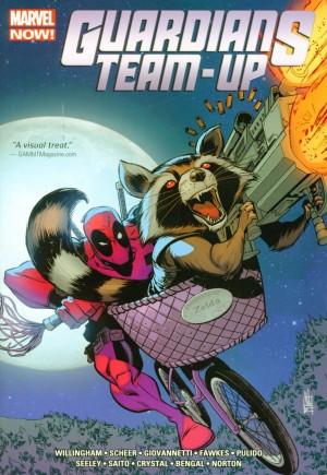 Guardians Team-Up (2015-Present)#TP Vol 2
