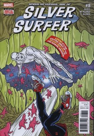 Silver Surfer (2016-Present)#8