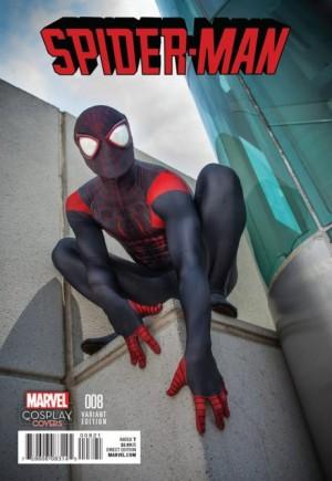 Spider-Man (2016-2017)#8B