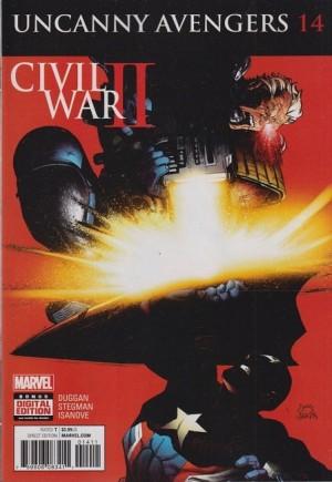 Uncanny Avengers (2015-Present)#14