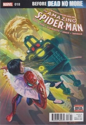 Amazing Spider-Man (2015-2017)#18A