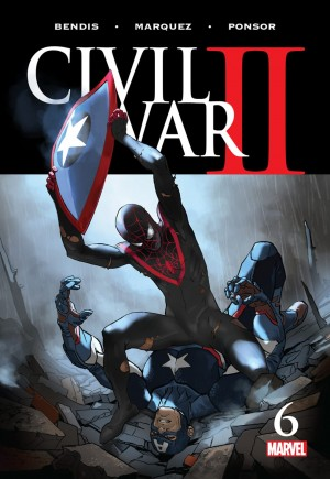 Civil War II (2016)#6A
