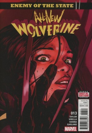 All-New Wolverine (2016-Present)#13A