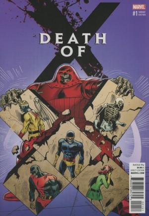 Death Of X (2016-2017)#1E
