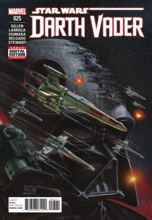 Star Wars: Darth Vader (2015-2016)#25A