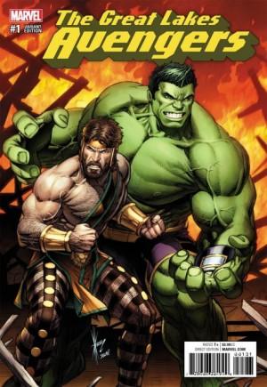 Great Lakes Avengers (2016-Present)#1C