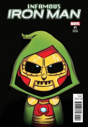 Infamous Iron Man (2016-Present)#1E