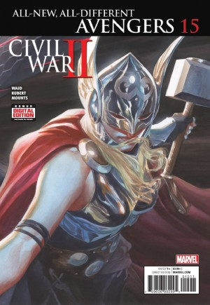 All-New, All-Different Avengers (2016-Present)#15