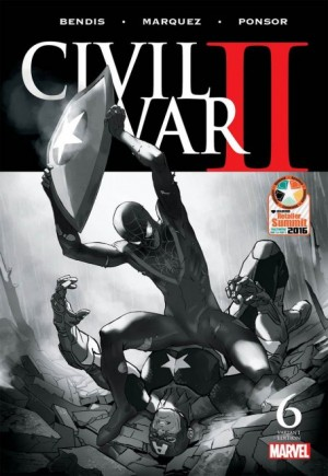 Civil War II (2016)#6E