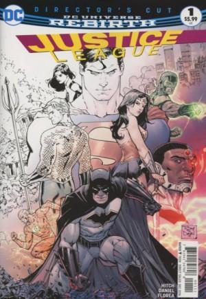 Justice League (2016-2018)#1V