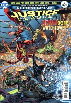 Justice League (2016-2018)#8A