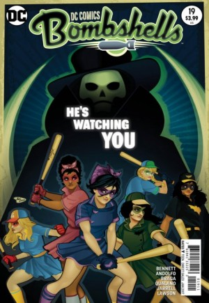 DC Comics Bombshells (2015-2017)#19