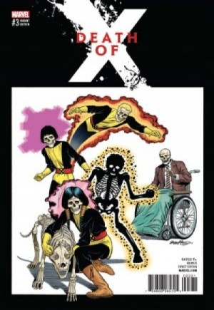 Death Of X (2016-2017)#3C