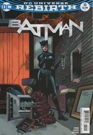 Batman (2016-Present)#10B