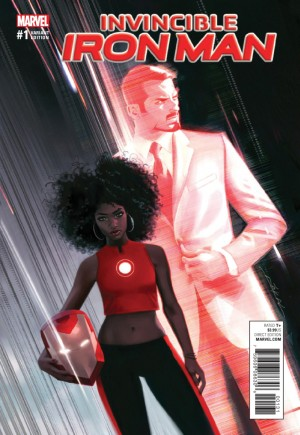 Invincible Iron Man (2017)#1C