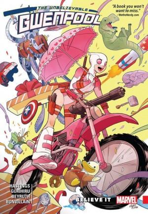 Unbelievable Gwenpool (2016-Present)#TP Vol 1