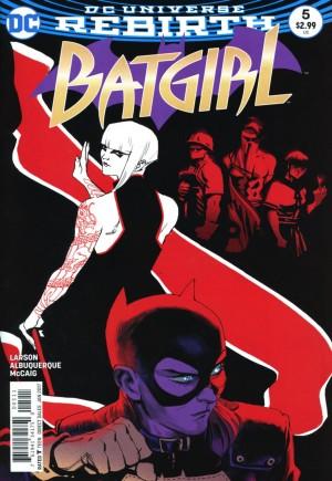 Batgirl (2016-2020)#5A