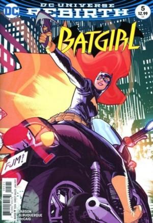 Batgirl (2016-2020)#5B