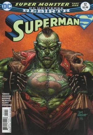 Superman (2016-2018)#12A