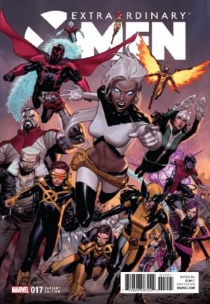Extraordinary X-Men#17B