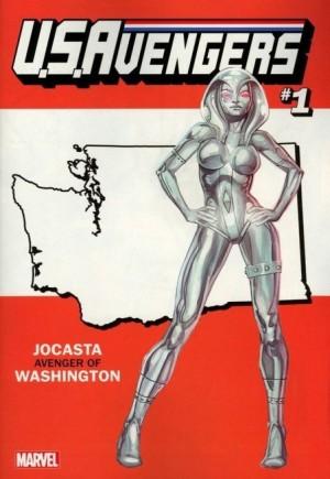U.S. Avengers#1ZZ