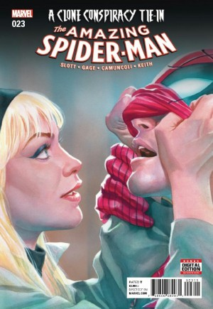 Amazing Spider-Man (2015-2017) #23A