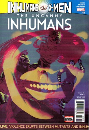 Uncanny Inhumans (2015-Present)#18A