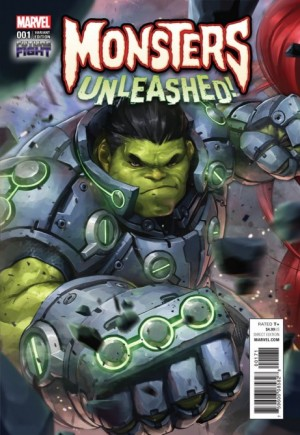 Monsters Unleashed (2017)#1F