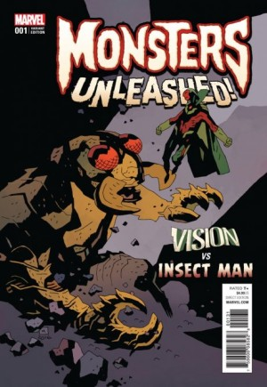Monsters Unleashed (2017) #1C