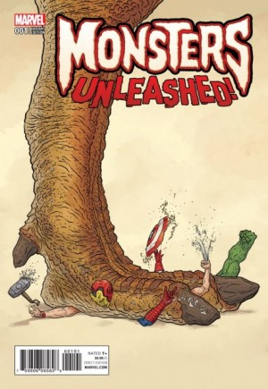 Monsters Unleashed (2017)#1G