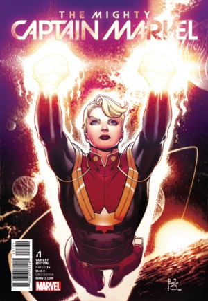 Mighty Captain Marvel#1C