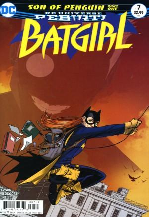 Batgirl (2016-2021)#7A
