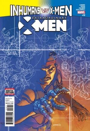 Extraordinary X-Men#18A
