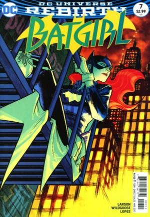 Batgirl (2016-2020)#7B