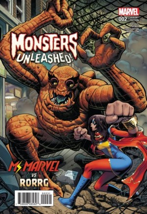 Monsters Unleashed (2017)#2D