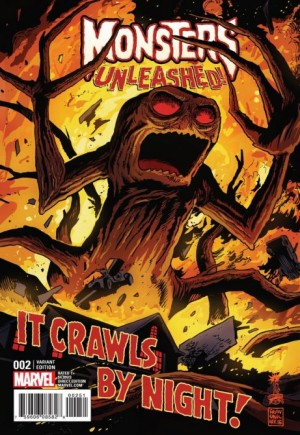 Monsters Unleashed (2017) #2E