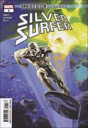 Annihilation Scourge: Silver Surfer#1A