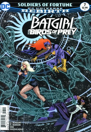 Batgirl and the Birds of Prey (2016-2018) #7A