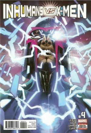 Inhumans vs. X-Men (2016-2017)#4A