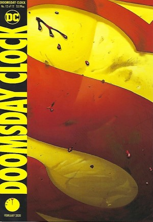 Doomsday Clock#12A