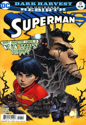 Superman (2016-2018)#17A