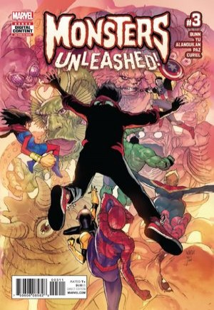 Monsters Unleashed (2017) #3A