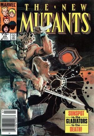 New Mutants (1983-1991)#29C