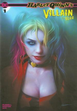 Harley Quinn Villain Of The Year#1O