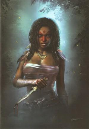 Niobe: She Is Death#1K